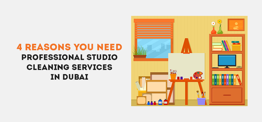 studio cleaning services in dubai