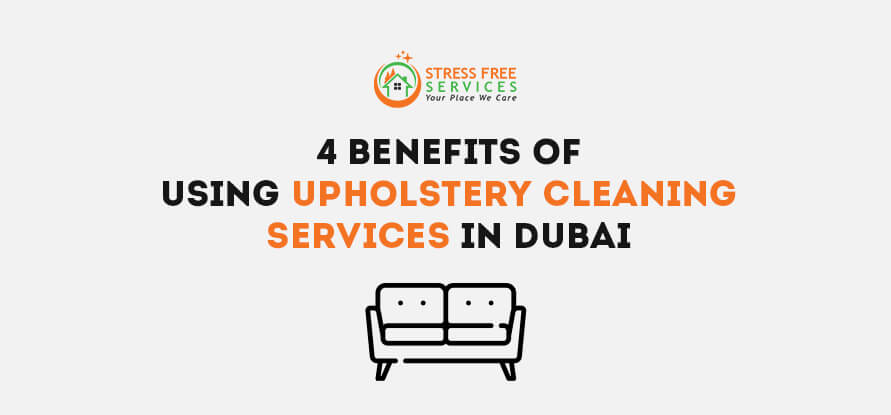using upholstery cleaning service in dubai